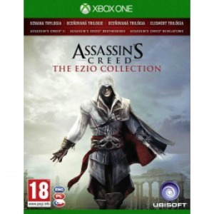 Assassin's Creed The Ezio Collection - Konzol, játékszoftver