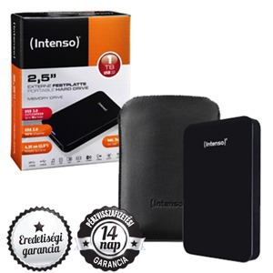 1TB (1000GB) Intenso 2,5
