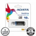 16GB ADATA C906 USB 2.0 PENDRIVE BLACK
