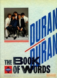 Duran Duran: The Book of Words