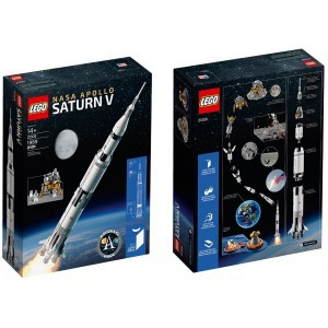 LEGO Ideas - NASA Apollo Saturn V (21309)
